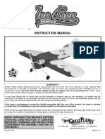 Gee Bee Profile Manual