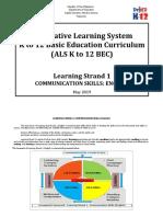 LS 1 Communication Skills English