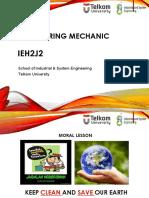 3_Mekanika Teknik_Equilibrium & Free Body Diagram_OKF
