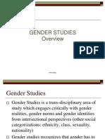 Gender Overview