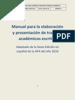 (Man-In-33) v2 - Manual Para Elaborar Trabajos de Investigación