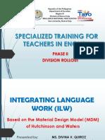 CD Iv_integrating Language Work (Ilw)