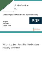 Obtaining a Bpmh Presentation July 2016
