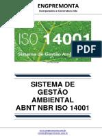 Sistema de Gestão Ambiental ABNT NBR ISO 14001
