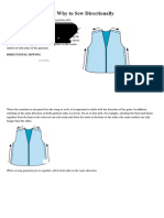 Sewing Tip_ How and Why to Sew Directionally