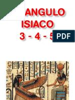Triángulo Isiaco 3-4-5