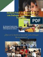 Justicia Juvenil Restaurativa - Final