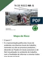 Mapa de Risco Ismael Pires