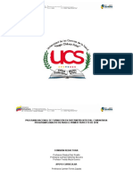 Programas Analíticos PNFEIC.trayecto I.ucs.
