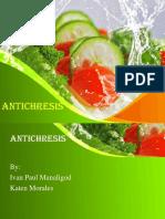 Antichresis k10 and Ivan