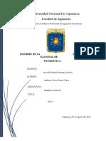 Informe de la Jorrnada Nacional De Estadistica.doc