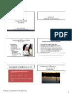 Módulo 4 - Introdução a Teoria Biossocial