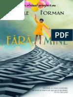 Gayle Forman - Fara mine #1.0_5.docx