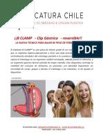 Clip Gastrico PDF Plicatura Chile