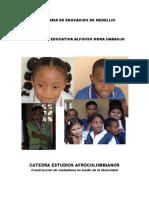 CATEDRA AFROCOLOMBIANIDAD