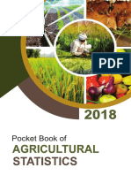 Pocket Book Agricultural Statistics 2018