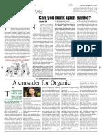 A Crusader for Organic Kavita Karunagathi
