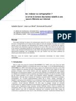 Circulation Et Lecture Du Texte .... Sur Internet