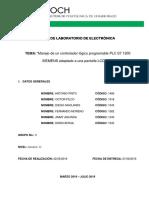 Informe Final de Potencia Grupal. Gavilanes..