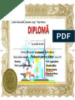 Diploma-concurs Interdisciplinar Guga