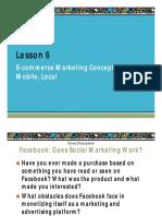 E-commerce Marketing Concepts