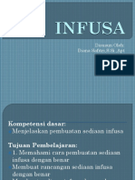 3.6 INFUSA