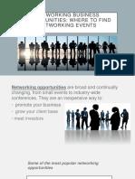 Networking Opportunities-ziya.pptx