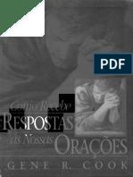 Como receber respostas às nossas orações