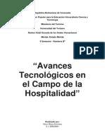 Avances Tecnológicos en el Campo de la Hospitalidad.docx