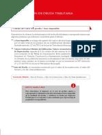Indicaciones Para El Llenado de Formularios (Impuesto predial)