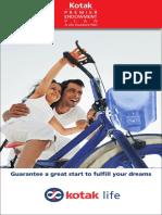 Premier Endowment Plan