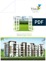 Vista Homes Brochure