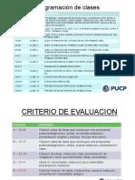 PUCP LEED Criterios Evaluacion 2018 2