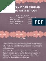 Spiirit Islam Dan Rujukan Utama Doktrin Islam