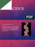 Acidos,Alcoholes y Materiales Industria