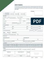 Formulario Inscripcion de Empresas