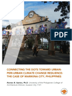 Connecting the Dots Toward Urban Espa Acccrn Philippines