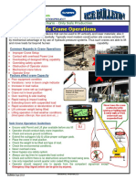 039 G HSE Bulletin Safe Crane Operations