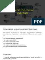Sistemas de Control Industrial