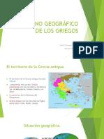 Entorno Geográfico de Los Griegos 2