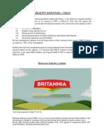 Marketing Britannia