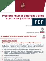 1. PASST y Plan de Emergencia
