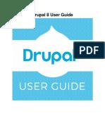 Drupal 8 User Guide