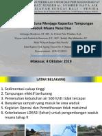 116. PPT Seminar KNIBB Bali Edit Zonasi Waduk Guna Menjaga Kapasitas Tampungan