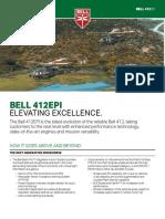 Bell 412epi Fact Sheet
