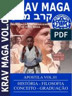 A ORIGEM DO KRAV MAGA EM ISRAEL