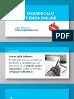 Agile Software Tienda Online