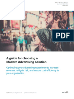 Modern Advertising Buyers Guide