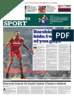 Gulf Times Sport