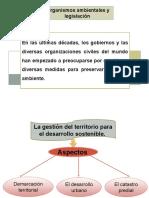 Organismos ambientales y legislación.pptx